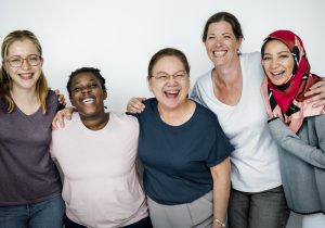 Cultural diversity in body types is beginning to be embraced.
