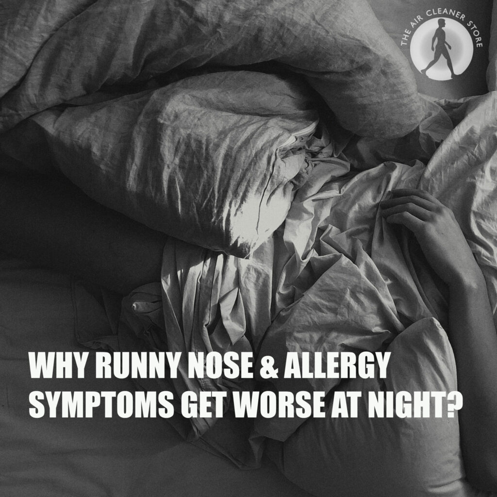 Nasal congestion and allergy symptoms