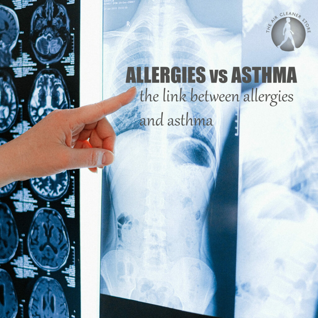 The Link Between Asthma and Allergies