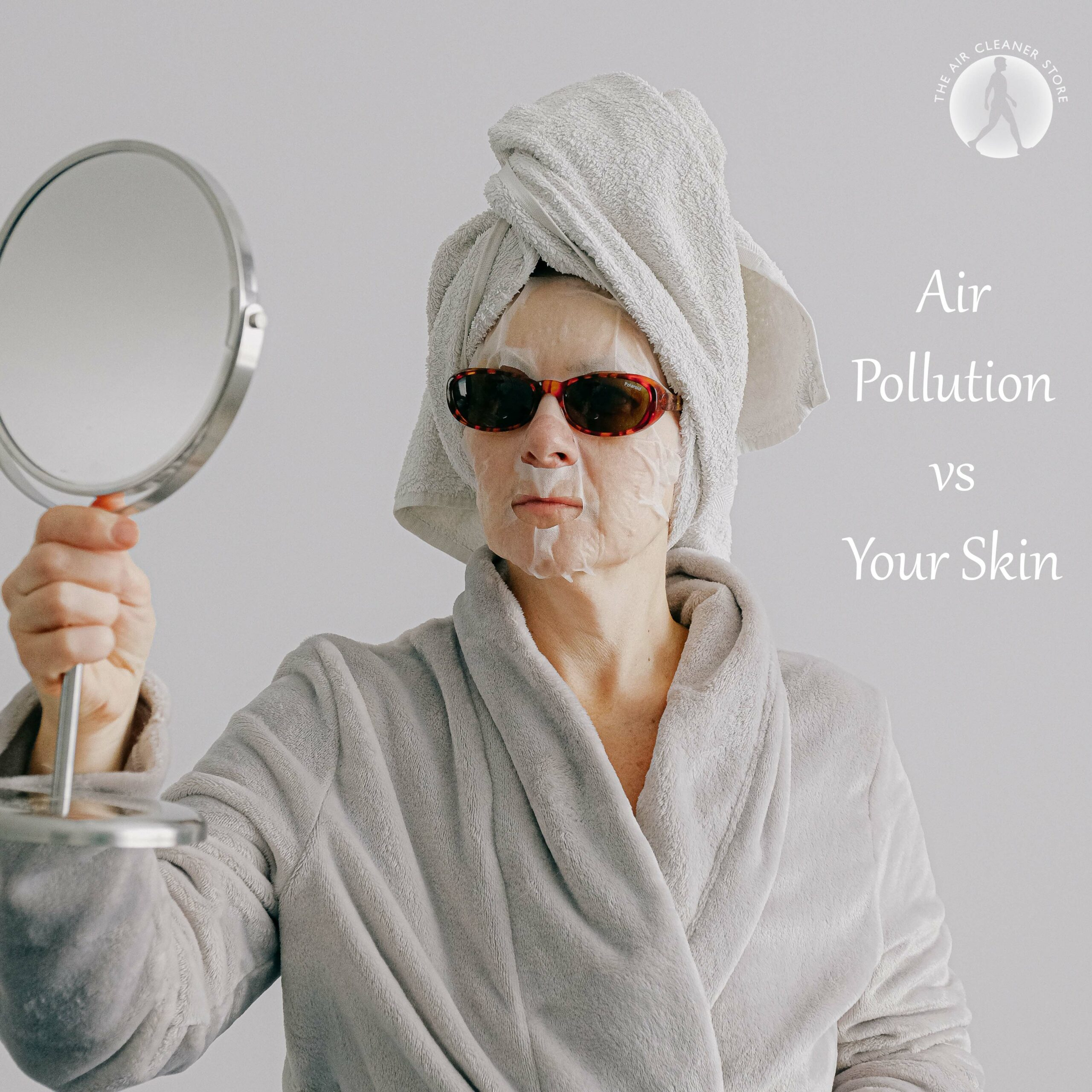 Air Pollution- skin